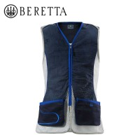 Beretta DT11 Navy And Silver Vest