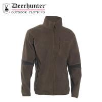 Deerhunter Bonded Fleece Jacket - Canteen