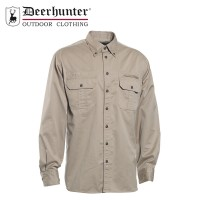 Deerhunter Caribou Hunting Shirt Chinchilla