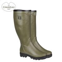 Le Chameau Country Ld Fourree Ladies Vert Chameau (Dark Green) Eu41 Uk8