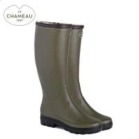Le Chameau Geverny Ladies Vert Chameau (Dark Green) Eu39 Uk6
