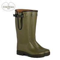 Le Chameau Vierzon Leather Mens Vert Vierzon (Regular Green) Eu45 Uk10.5