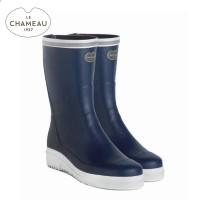 Le Chameau Marine Bottillon Evo Polyester Lined Boots - Marine (Mens)