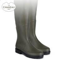 Le Chameau Delta Limaille Evo Waders - Vert Chameau (Mens)