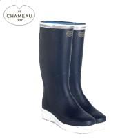 Le Chameau Marinord Evo Neoprene Lined Boots - Marine (Mens)