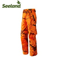 Seeland Excur Kids Trousers Realtree APB
