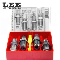 Lee Carbide Deluxe Pistol 4 Die Set