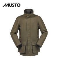Musto Machine Washable Gore Tex Tweed Jacket Cairngorm