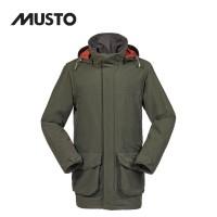 Musto Highland Gore-Tex Lite Jacket Dark Moss