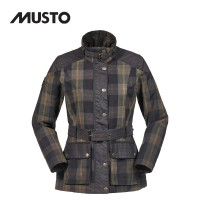 Musto Ashcombe Jacket - Woodland Check