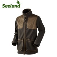 Seeland Winster Softshell Jacket Black Coffee