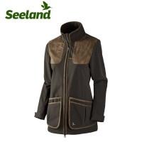 Seeland Winster Lady Softshell Jacket Black Coffee