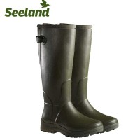 Seeland Woodcock At 18 Inch Boot Dark Green