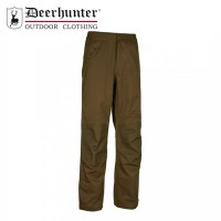 Deerhunter Track Rain Trousers Canteen