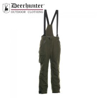 Deerhunter Lofoten Winter Trousers Deep Green Teflon