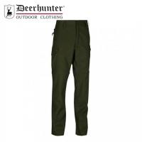 Deerhunter Lofoten Zip Off Trousers Deep Green Teflon