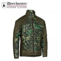 Deerhunter Cumberland Quilted Jacket In-Eq Camo