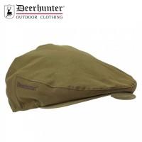 Deerhunter Highland Flat Cap Ivy Green