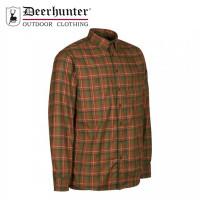 Deerhunter Marcos Shirt Red Checkered