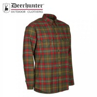 Deerhunter Marlon Shirt L/S Red Checkered