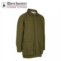 Deerhunter Woodland Tweed Jacket Mosstone