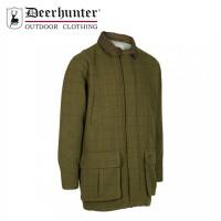 Deerhunter Woodland Tweed Jacket Mosstone