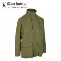 Deerhunter Woodland Tweed Jacket Dried Herb