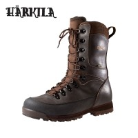 Harkila Trekking Gtx 10 Dark Brown/Burgendy