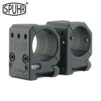 Spuhr ISMS 2 Piece 30mm Scope Mounts - To fit Picatinny/Weaver