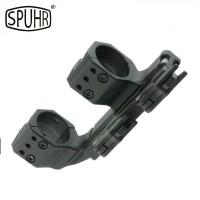 Spuhr ISMS Quick Detach 1 Piece 36mm Cantilever Scope Mount - To fit Picatinny Rails