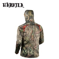 Harkila Moose Hunter Fleece Jacket Mossy Oak Country/Blaze