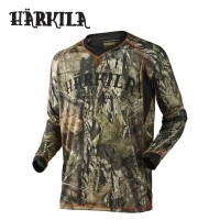 Harkila Moose Hunter L/S T Shirt Mossy Oak Country