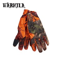 Harkila Moose Hunter Gloves Mossy Oak Country/Blaze