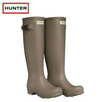 Hunter Womans Field Clay Wellington Boots (Ladies)