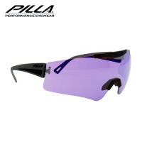 Pilla Vigilante Shooting Glasses Black