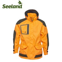 Seeland Kraft Jacket Hi Vis Orange