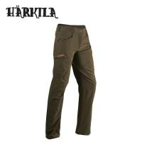 Harkila Herlet Tech Trousers Willow Green