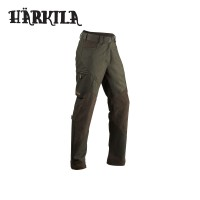 Harkila Metso Active Trousers Willow Green/Shadow Brown