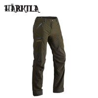 Harkila Norfell Trousers Willow Green