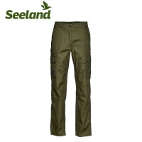 Seeland Key Point Trousers Pine Green