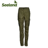 Seeland Key Point Lady Trousers Pine Green