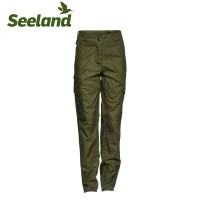 Seeland Key Point Kids Trousers Pine Green