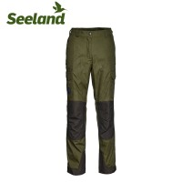 Seeland Key Point Reinforced Trousers Pine Green
