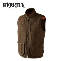 Harkila Ph Range Waistcoat Dark Khaki