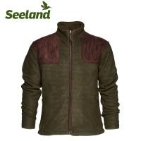 Seeland William II Fleece Pine Green