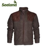 Seeland William II Fleece Moose Brown