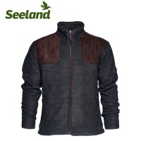 Seeland William II Fleece Navy Blue