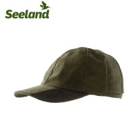 Seeland Helt Cap Grizzly Brown