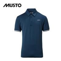 Musto Performance Polo Shirt True Navy