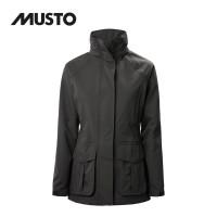 Musto Womens Fenland Br2 Packaway Jacket Liquorice